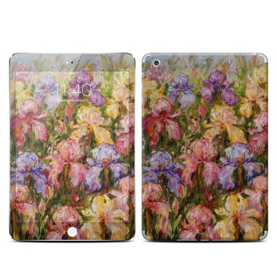 Apple iPad Mini 3 Skin - Field Of Irises