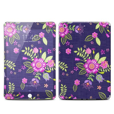 Apple iPad Mini 3 Skin - Folk Floral