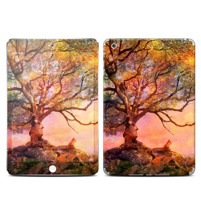 Apple iPad Mini 3 Skin - Fox Sunset