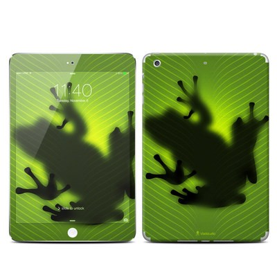 Apple iPad Mini 3 Skin - Frog