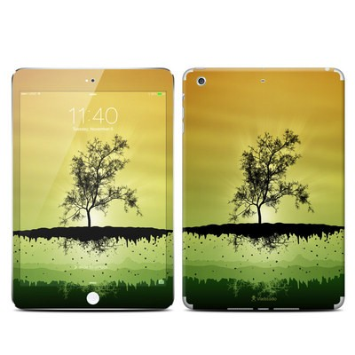 Apple iPad Mini 3 Skin - Flying Tree Amber