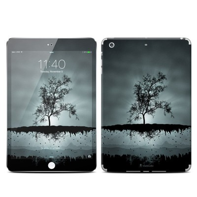 Apple iPad Mini 3 Skin - Flying Tree Black