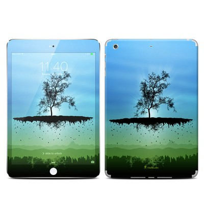 Apple iPad Mini 3 Skin - Flying Tree Blue