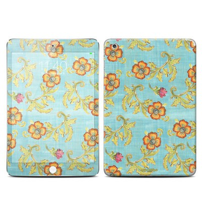 Apple iPad Mini 3 Skin - Garden Jewel