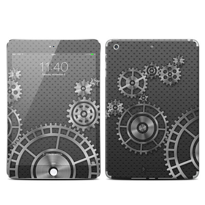 Apple iPad Mini 3 Skin - Gear Wheel