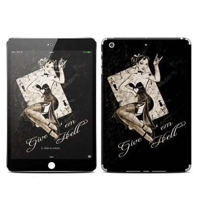 Apple iPad Mini 3 Skin - Give Em Hell