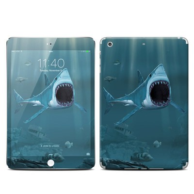 Apple iPad Mini 3 Skin - Great White