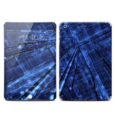 Apple iPad Mini 3 Skin - Grid