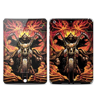 Apple iPad Mini 3 Skin - Grim Rider