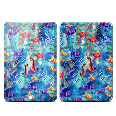 Apple iPad Mini 3 Skin - Harlequin Seascape