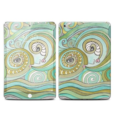 Apple iPad Mini 3 Skin - Honeydew Ocean