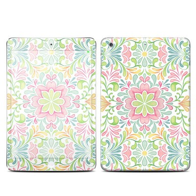 Apple iPad Mini 3 Skin - Honeysuckle