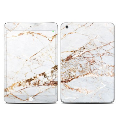 Apple iPad Mini 3 Skin - Hazel Marble