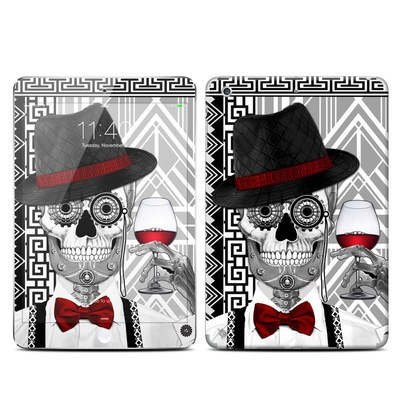 Apple iPad Mini 3 Skin - Mr JD Vanderbone