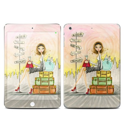 Apple iPad Mini 3 Skin - The Jet Setter