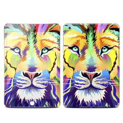 Apple iPad Mini 3 Skin - King of Technicolor