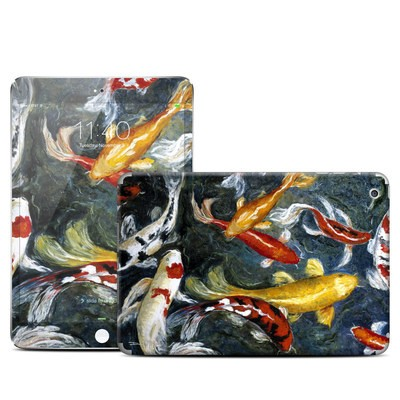 Apple iPad Mini 3 Skin - Koi's Happiness