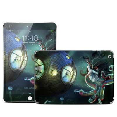 Apple iPad Mini 3 Skin - 20000 Leagues