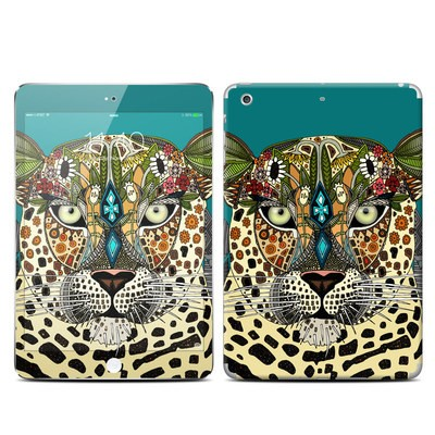 Apple iPad Mini 3 Skin - Leopard Queen