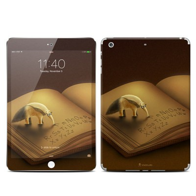 Apple iPad Mini 3 Skin - Lettereater