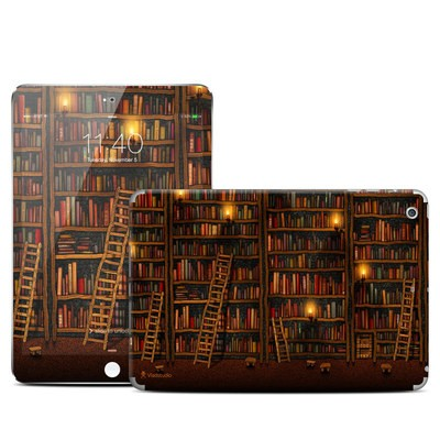 Apple iPad Mini 3 Skin - Library