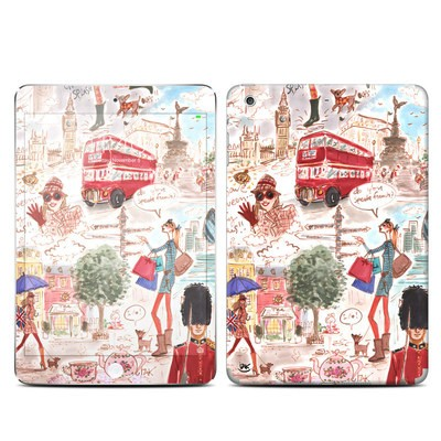 Apple iPad Mini 3 Skin - London