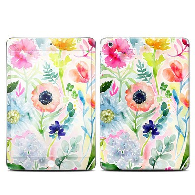 Apple iPad Mini 3 Skin - Loose Flowers