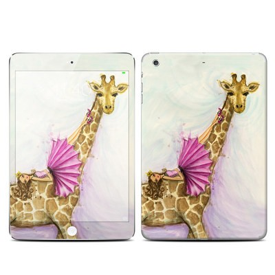 Apple iPad Mini 3 Skin - Lounge Giraffe