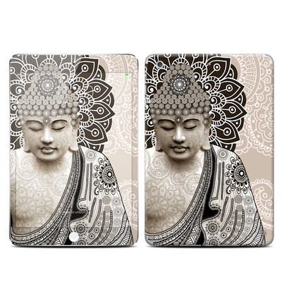 Apple iPad Mini 3 Skin - Meditation Mehndi