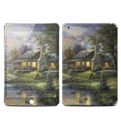Apple iPad Mini 3 Skin - Natures Paradise