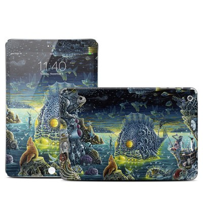 Apple iPad Mini 3 Skin - Night Trawlers