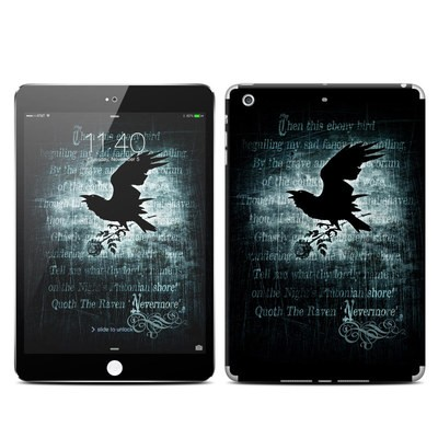 Apple iPad Mini 3 Skin - Nevermore
