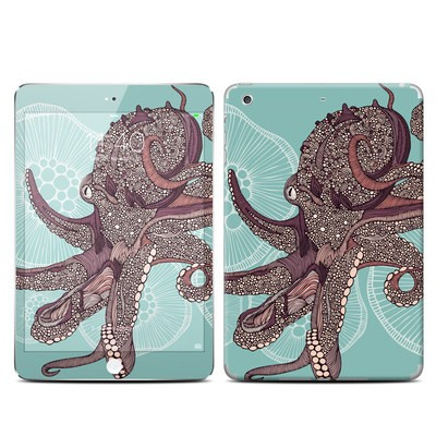 Apple iPad Mini 3 Skin - Octopus Bloom