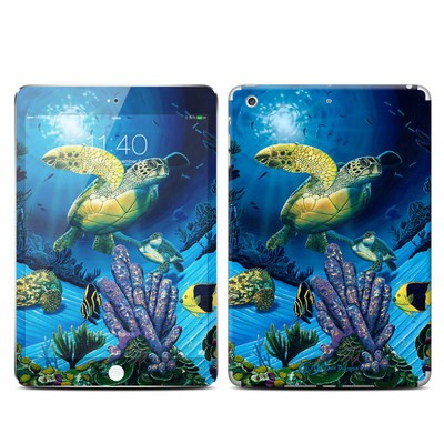 Apple iPad Mini 3 Skin - Ocean Fest