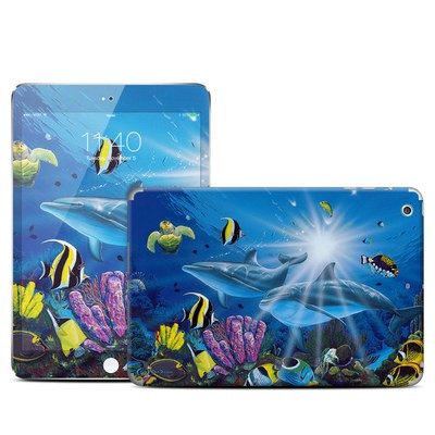 Apple iPad Mini 3 Skin - Ocean Friends