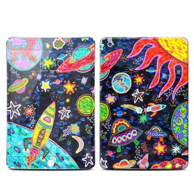 Apple iPad Mini 3 Skin - Out to Space