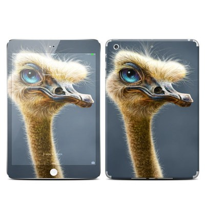 Apple iPad Mini 3 Skin - Ostrich Totem