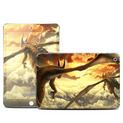 Apple iPad Mini 3 Skin - Over the Clouds