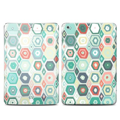Apple iPad Mini 3 Skin - Pastel Diamond