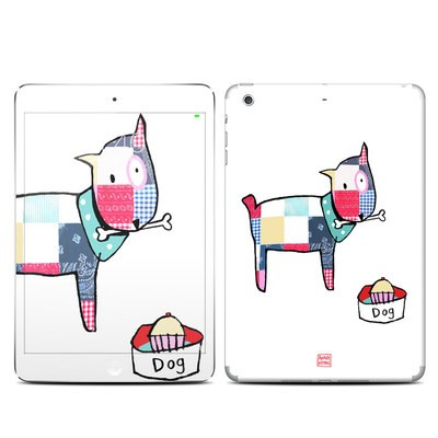 Apple iPad Mini 3 Skin - Patch Dog