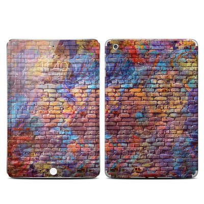 Apple iPad Mini 3 Skin - Painted Brick