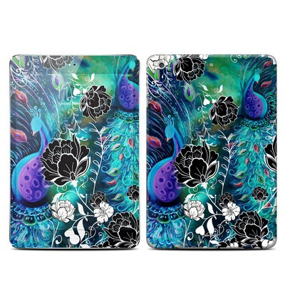 Apple iPad Mini 3 Skin - Peacock Garden