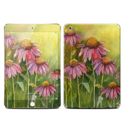 Apple iPad Mini 3 Skin - Prairie Coneflower