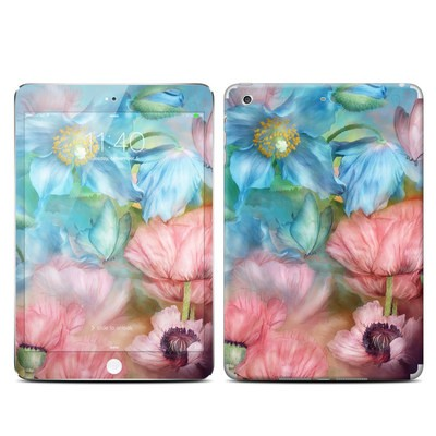 Apple iPad Mini 3 Skin - Poppy Garden