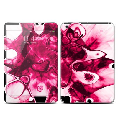 Apple iPad Mini 3 Skin - Pink Splatter