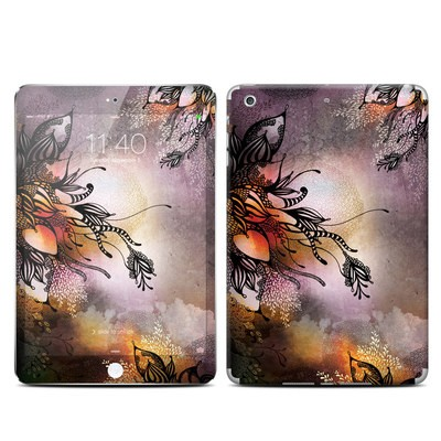 Apple iPad Mini 3 Skin - Purple Rain