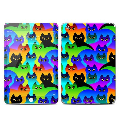 Apple iPad Mini 3 Skin - Rainbow Cats