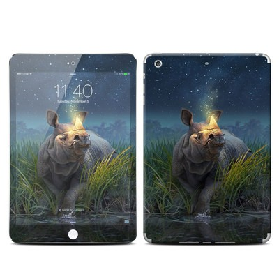 Apple iPad Mini 3 Skin - Rhinoceros Unicornis