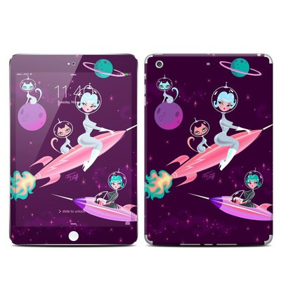 Apple iPad Mini 3 Skin - Rocket Girl