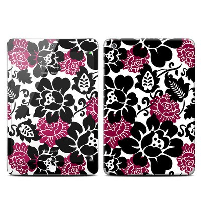 Apple iPad Mini 3 Skin - Rose Noir